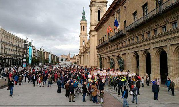 Gran éxito en la Marcha de los Barrios 2020