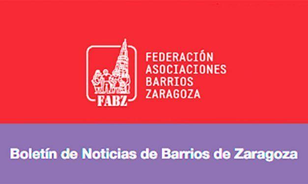 Boletín informativo de barrios 30-04-2021