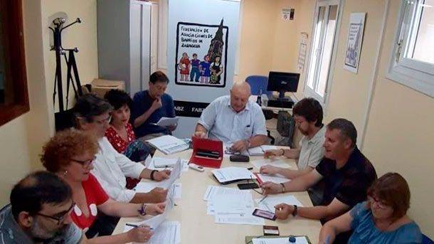 Reunión Digital del Secretariado de la FABZ