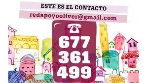 Red Apoyo Oliver Teléfono