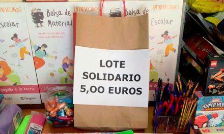 Vuelve la campaña Bolsa de Material Escolar