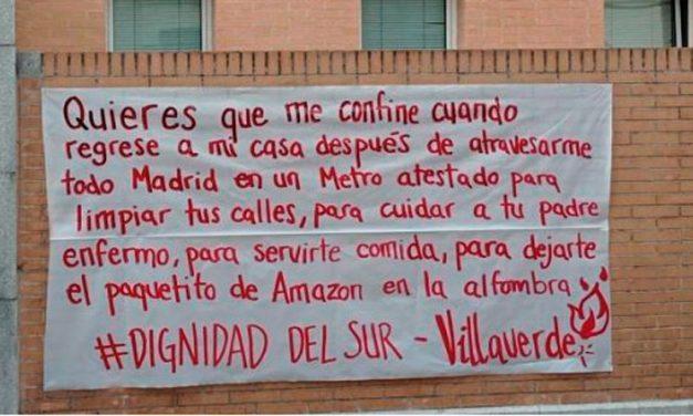 La FABZ se solidariza con los vecinos y vecinas de Madrid
