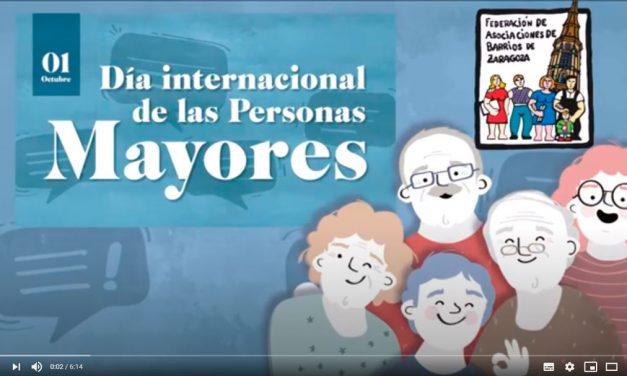 La FABZ publica un video por el Día Internacional de las Personas Mayores 2020