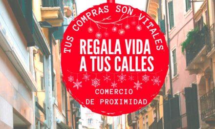 Apoya el pequeño comercio: Regala vida a tus calles