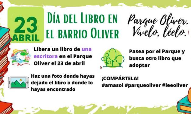 Día del Libro 2021 en el Barrio Oliver