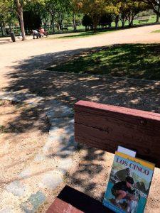 Parque Oliver. Vívelo, léelo 2021