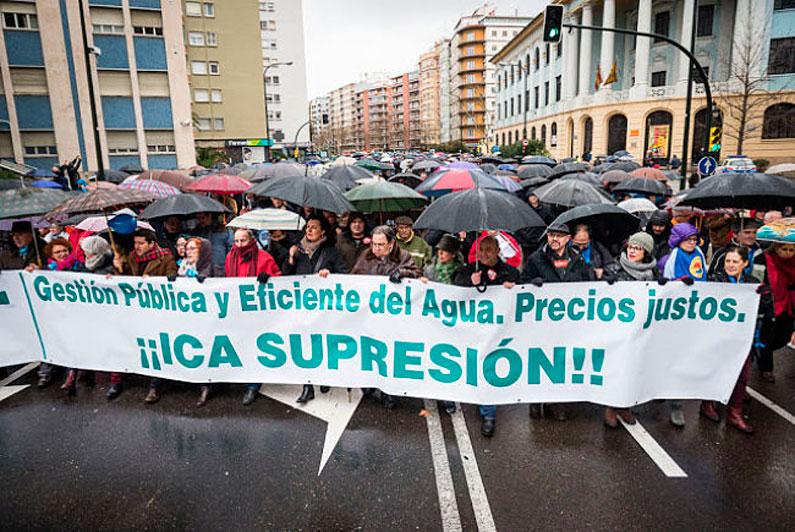 RAPA sobre reclamaciones de Hacienda por recibos impagados del ICA