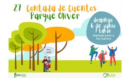 27 Contada de Cuentos del Parque Oliver