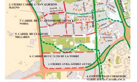Sobre los carriles bici en Oliver 2021