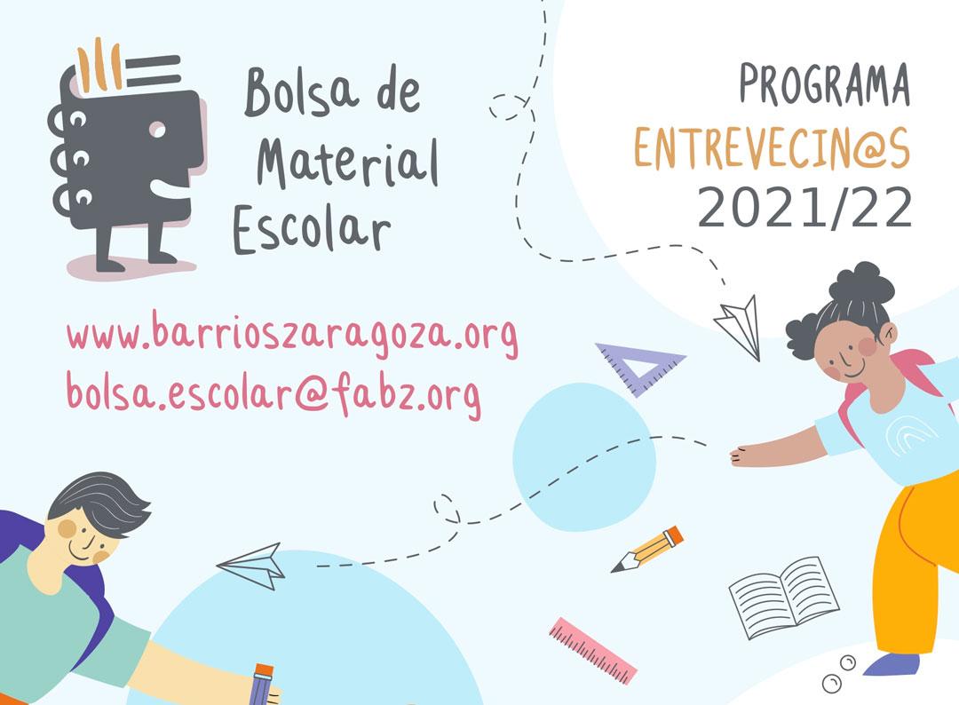 Bolsa de Material Escolar 2021-2022