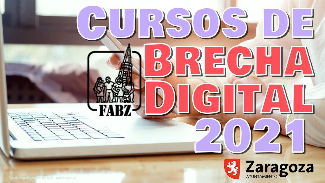 Cursos de Brecha Digital 2021